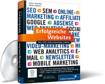 Cover Erfolgreiche Websites